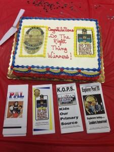 DTRT Cake
