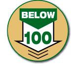 below-100