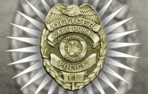 Cape Coral Police Department Badge